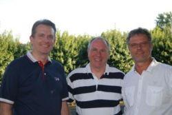 Jörg Fusenig, Thomas Schäfer, Klaus Gerhard